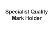 Specialist Quality Mark Holder